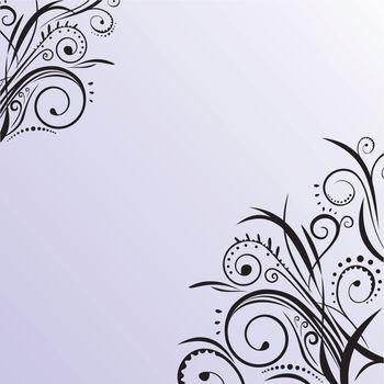 vector illustration card