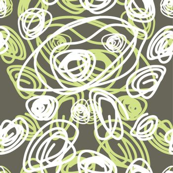 abstract vector seamless background