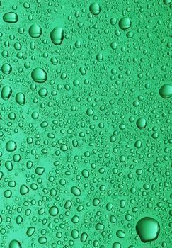 small water drops
