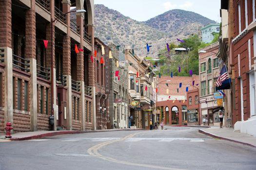 Downtown Bisbee Arizona
