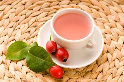 rose hip tea