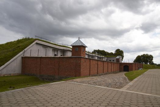 Years of Nazi occupation (1941-1944 m.) IX fort - Massacre place where Nazis killed more than 50 000 people of various nationalities, including more than 30 000 Jews lived in Kaunas, Kaunas ghetto prisoners