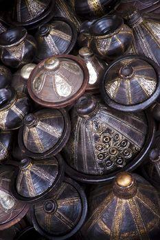 Morocco crafts