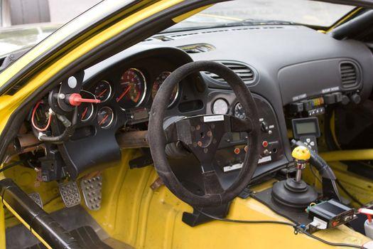 Racecar Cockpit