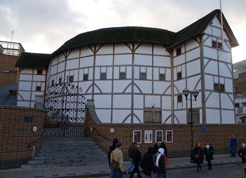 The Shakespeare Globe Theatre