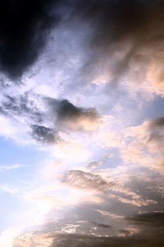 Divided skies