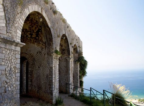 Temple of jupiter anxurus