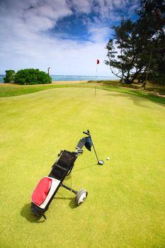 Coastal Golf Course