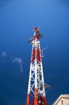 telecommunications post