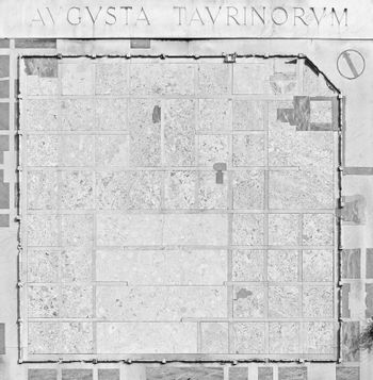 Roman Wall, Turin
