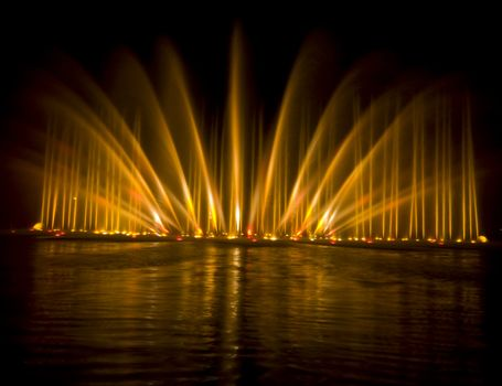Water show