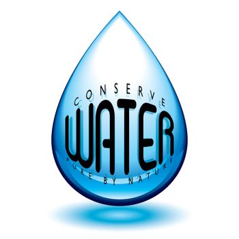 conserve water