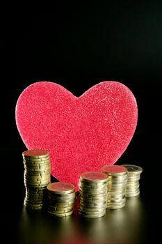 love and money metaphor