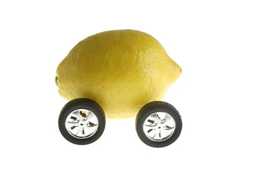 Ecological transport metaphor, lemon and wheels