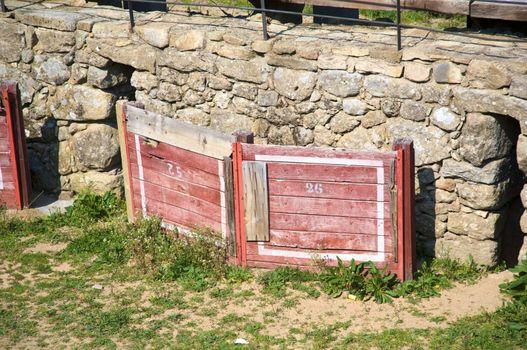 bullfighters refuge