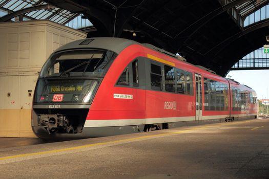 German red train