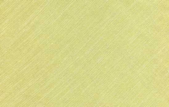 Natural green linen background. Texture to your design.