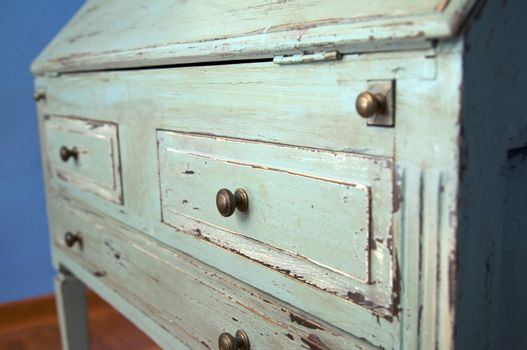 ancient chest of drawers