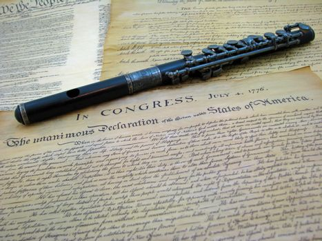 Declaration of Independence and Fife