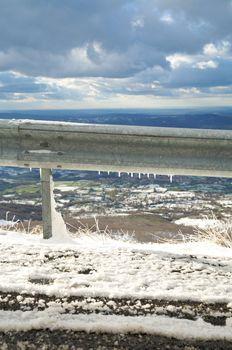cold guard rails