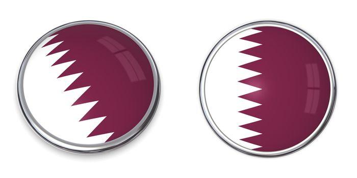 Banner Button Qatar