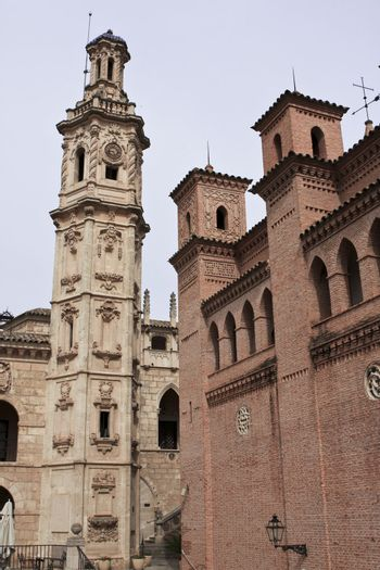 Bell tower of Baroque Valencian
