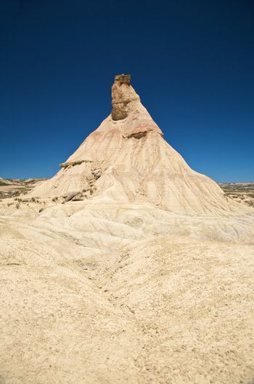hill at the desert