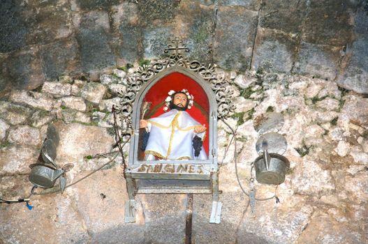 saint gines altar