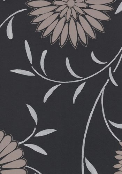 Vintage grunge flower background