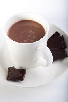 High quality hot chocolate