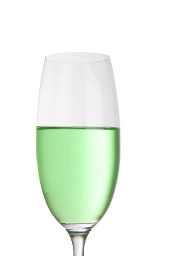 Colorful party drink