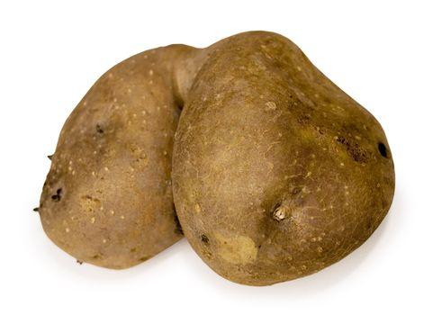 Potato Butt - spud bum to his friends