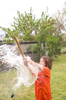 Water Balloon Fun 04