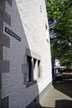 Architectural Detail in Maastricht
