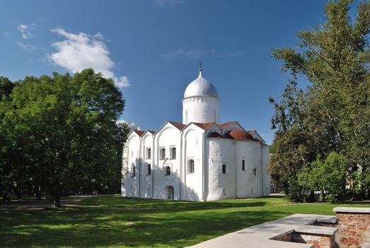 Veliky Novgorod. St.John's Church, 1127-1130