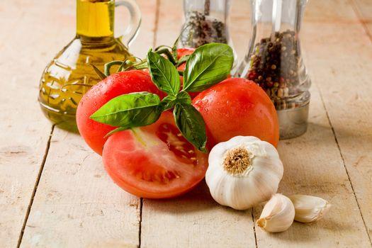Italian main ingredients