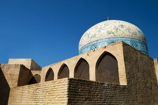 Sheikh Lotf Allah Mosque.