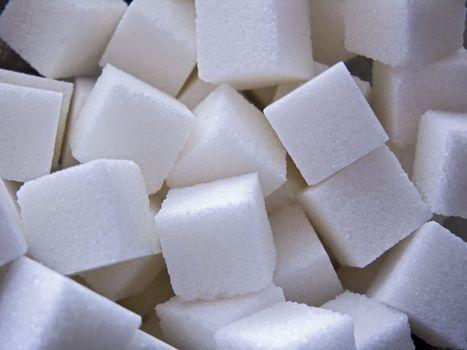 small bits of sugar