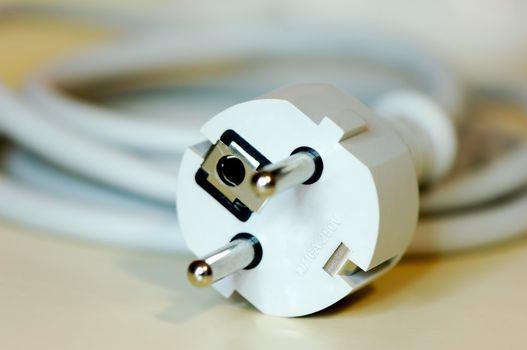 European safety plug