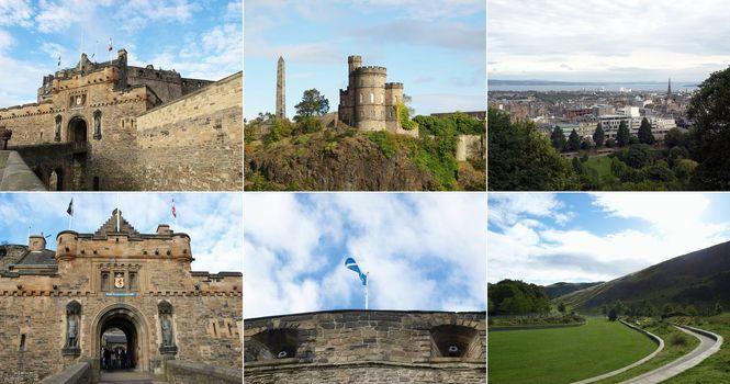 Edinburgh landmarks
