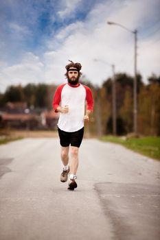 Cross Country Jog