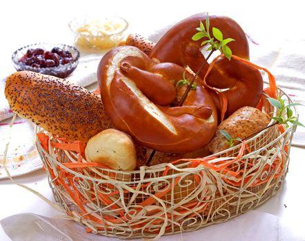 breakfast bread choice