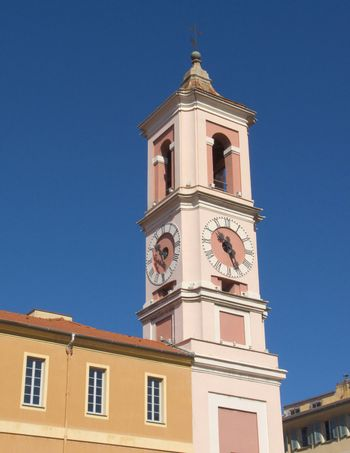 Clock Tower of the Rusca Palace