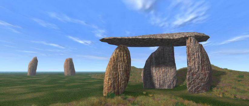 Dolmen Landscape