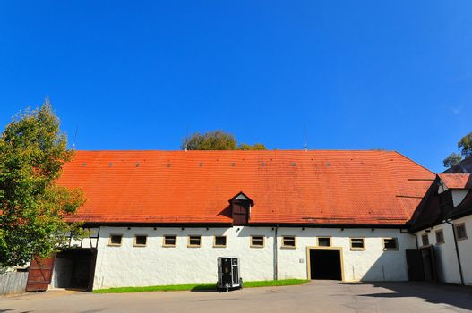 Horse Ranch Building