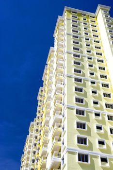 Modern Hi-Rise Apartments