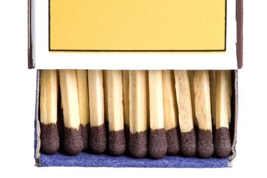 Match Sticks in a Box