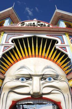 Melbournes Luna Park