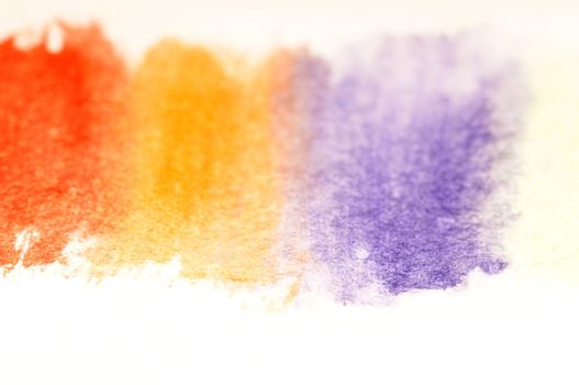 mixing paints. background