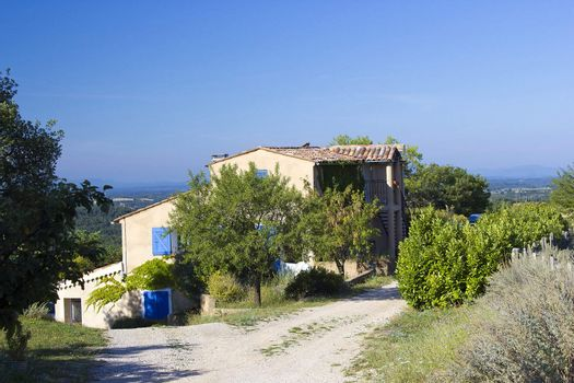 Provence - typical house